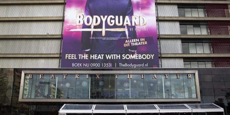 Bodyguard-shows ook komende dagen afgelast