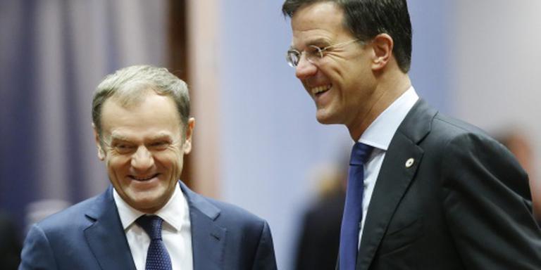 Rutte verwacht druk Europees halfjaar