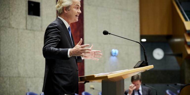 Wilders wilde Rutte als getuige