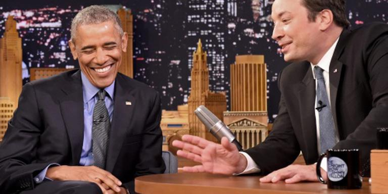 Obama hoopt op voorspoedig herstel partij