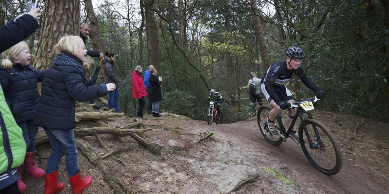 Bikkelen op de Bosberg