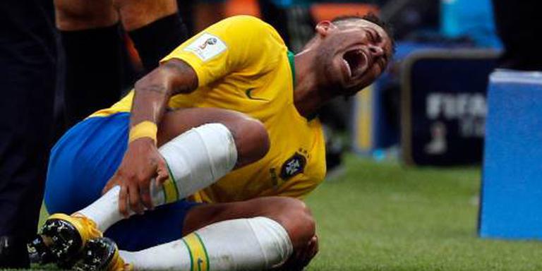 Mexicaanse coach boos op Neymar na verlies