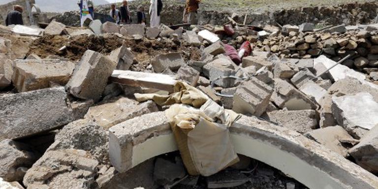 Kinderen Jemen door luchtaanval gedood