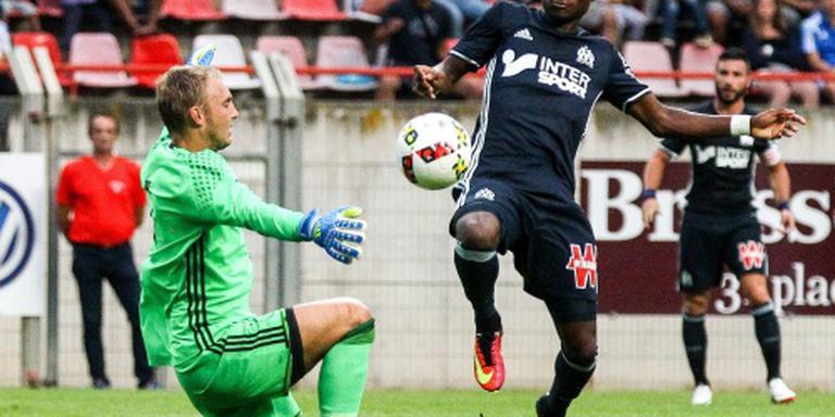 Ajax gelijk tegen Olympique Marseille