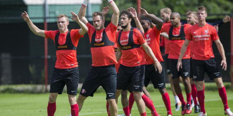'FC Twente kan aan competitie beginnen'