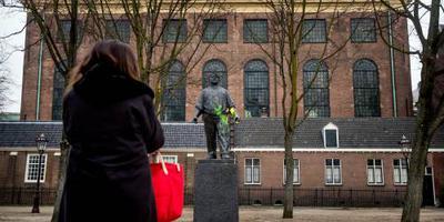 Amsterdam doet aangifte wegens bekladdingen