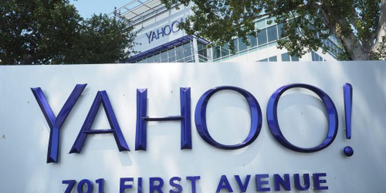 Yahoo ziet verlies flink oplopen