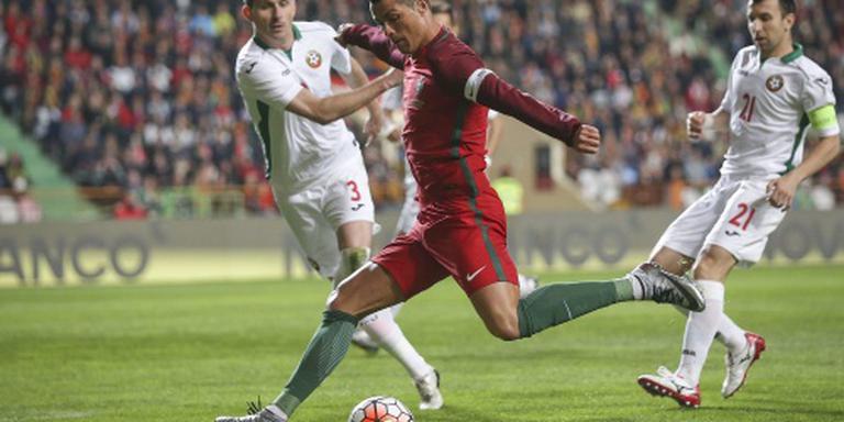 Ronaldo sluit aan bij Portugal
