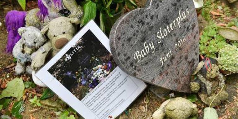 Vader dode baby bij Sloterplas achterhaald