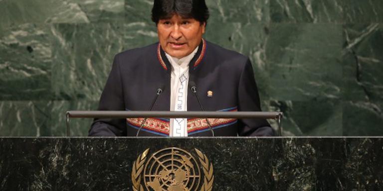 Arrestaties om 'nepzoon' president Bolivia