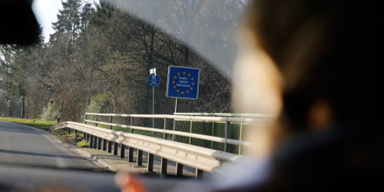 Duitsland wil verlenging van grenscontroles