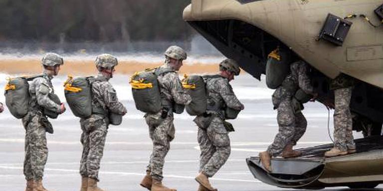 VS: nog geen troepen uit Syrië teruggetrokken