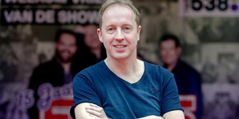 Edwin Evers verlengt weer bij Radio 538