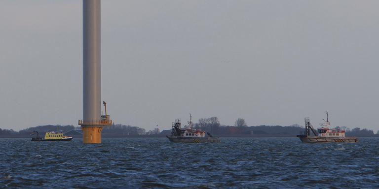 Stoffelijk overschot gevonden in IJsselmeer bij Lemmer