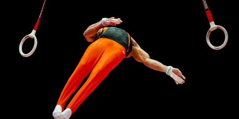 Nederlandse turners met team naar de Spelen