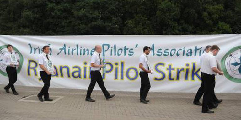 Staking Ryanair-crew treft honderden vluchten