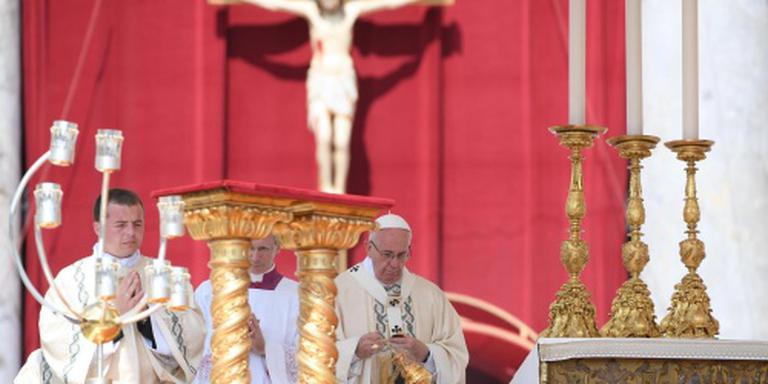 Paus verklaart Zweedse Jodenredster heilig