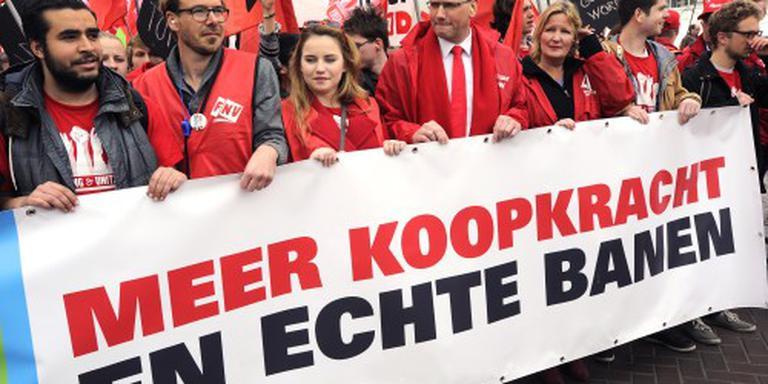 Nederland viert Internationale Dag van Arbeid