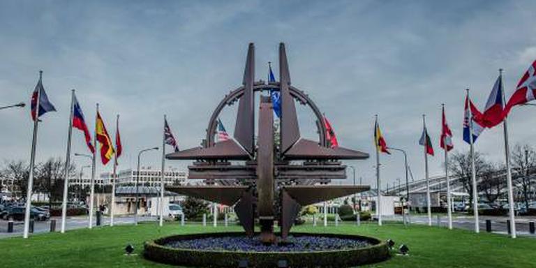 Nieuw hoofdkwartier NAVO vult geleidelijk