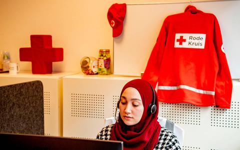 Friese afdeling van Rode Kruis zoekt honderden vrijwilligers om de GGD te helpen bij het vaccineren