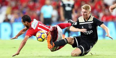 Dolberg terug in selectie van Ajax