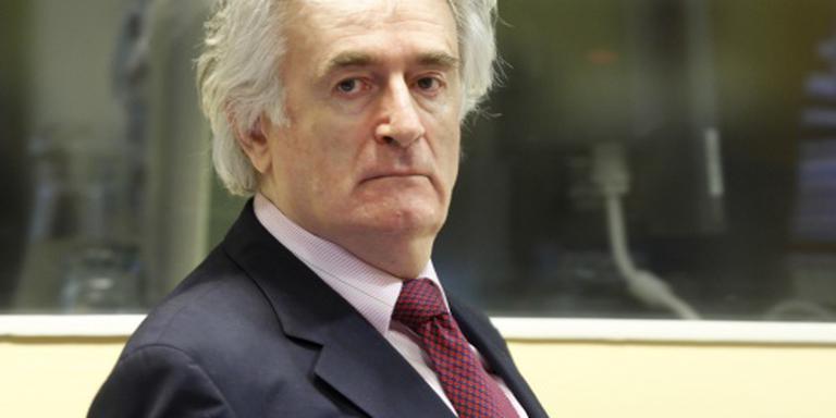 Karadzic had vele gezichten