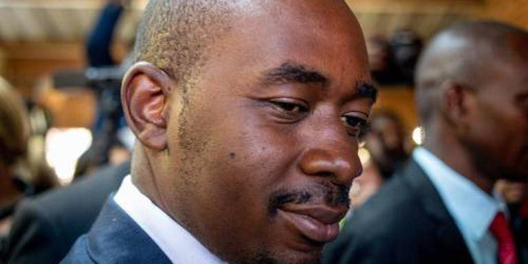 Oppositie Zimbabwe naar rechter om verkiezing