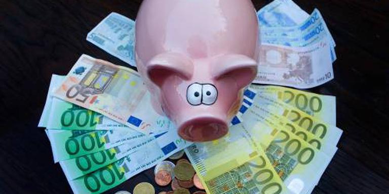 'Nederlanders hebben weinig vrij spaargeld'