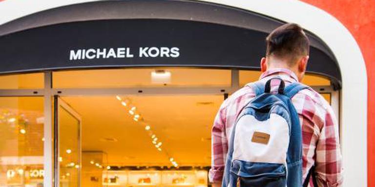 Stap omhoog doet Michael Kors goed