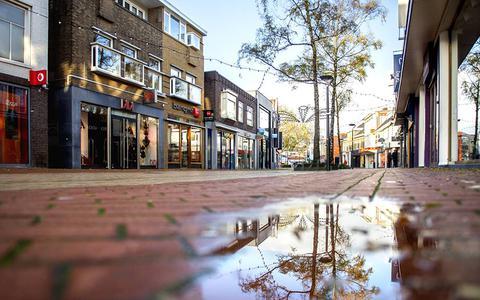 Leeuwarden en Drachten bij zwaarst getroffen winkelgebieden: 'Het verbaast me'