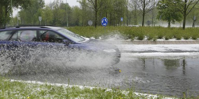 Onweersbuien nog beperkt tot Limburg