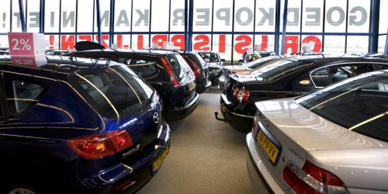 Import tweedehands auto's overtreft export