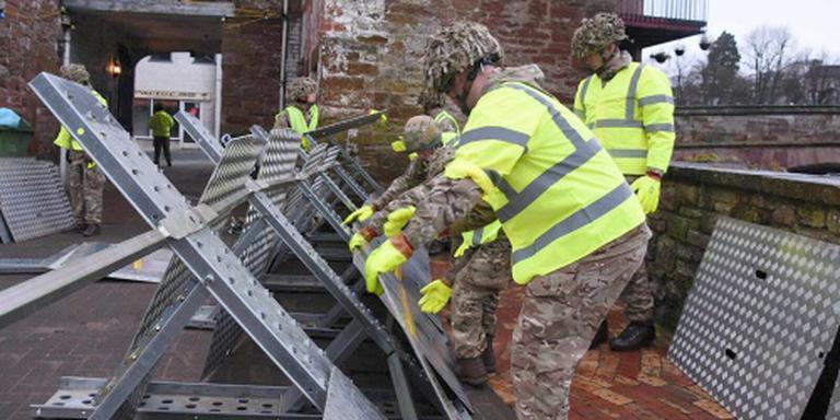 Noord-Engeland kampt weer met overstromingen