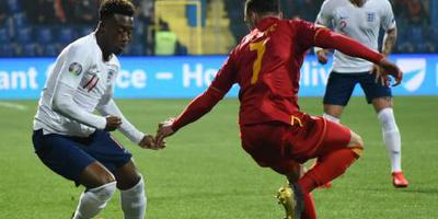 Racistische geluiden richting Engelse spelers