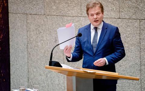 Volgens Pieter Omtzigt (nummer 2 van het CDA) is de verkiezingscampagne een 'spelshow' geworden. En minister worden, zoals lijsttrekker Wopke Hoekstra het voor zich ziet? 'We zullen zien'