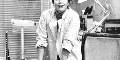 Sjoukje werd beroemd als dokter Van der Ploeg