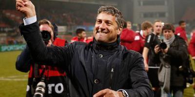 Brood volgt Van der Gaag op bij NAC Breda