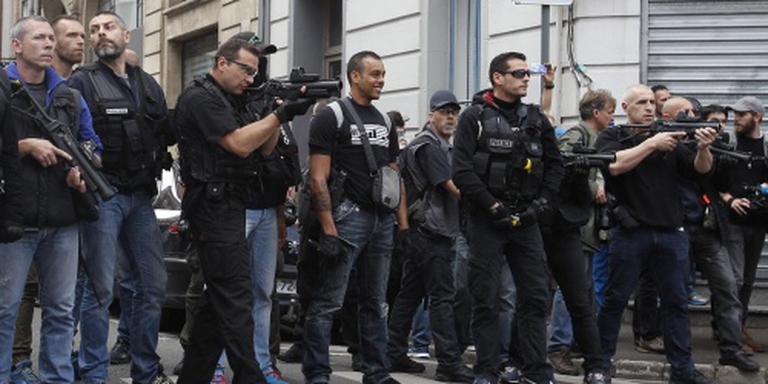 Politie arresteert 36 hooligans in Lille
