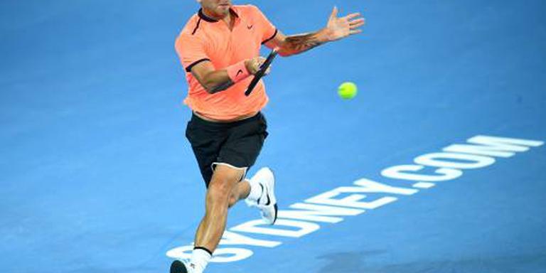 Britse tennisser Evans terug na cokegebruik