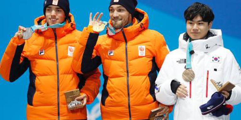 Nuis heeft zijn gouden medaille