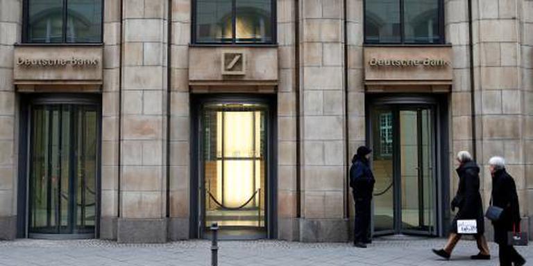 Deutsche Bank verrast met resultaten