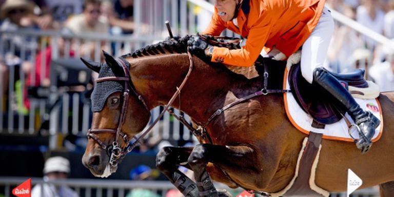Na 28 jaar geen paardenmedaille op Spelen