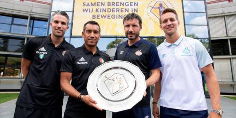 PSV en Feyenoord willen eerste prijs