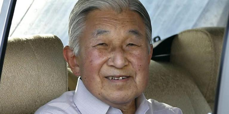 Japanse keizer hint op aftreden