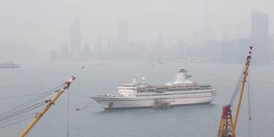 Handelsoorlog halveert groei economie Hongkong