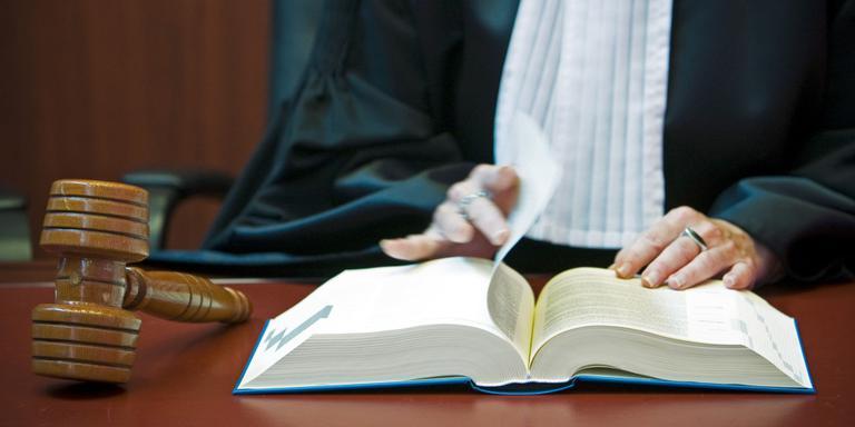 Moedeloze rechters en