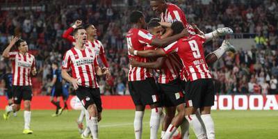 PSV in play-offs ruim langs Apollon Limassol
