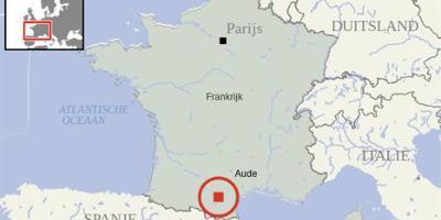 Doden door noodweer in Zuid-Frankrijk