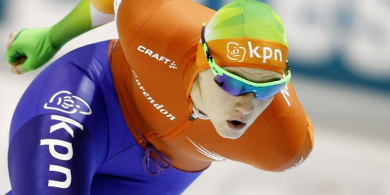 Schaatsster Van Beek naar LottoNL-Jumbo