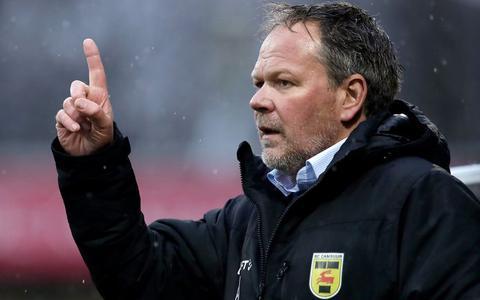 Henk de Jong trekt vergelijking tussen Cambuur en Leeds United op BBC: 'How is that possible?'